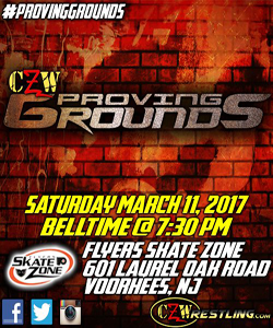 CZW Proving Grounds 2017