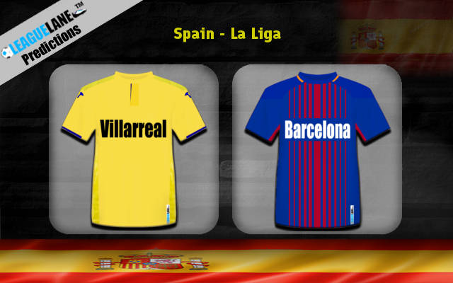 Villarreal vs Barcelona: Preview and Predictions