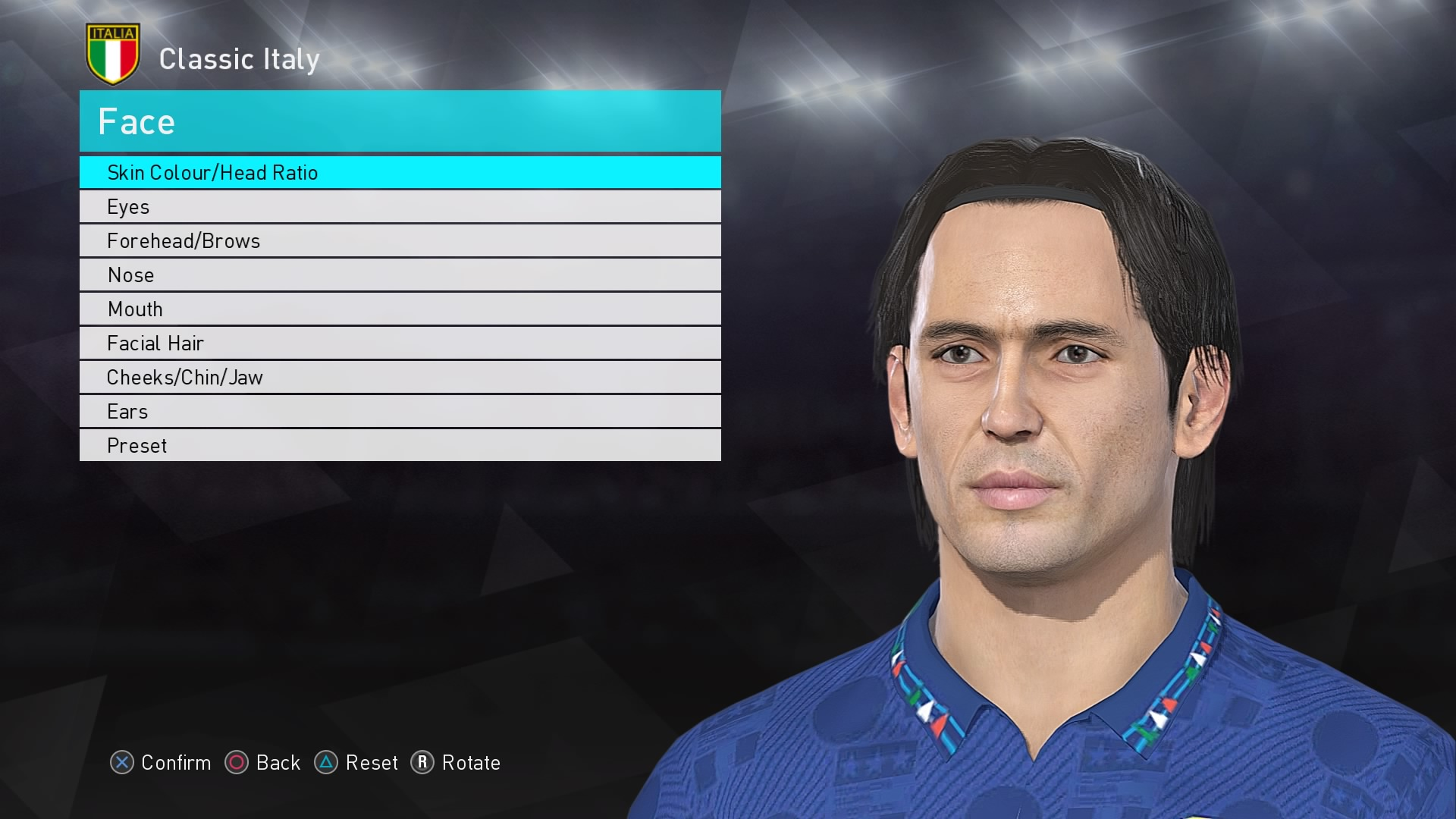 PS4] classic teams for pes 2018 - Creation Threads